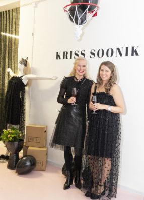Kriss Soonik showroomi sünnipäev